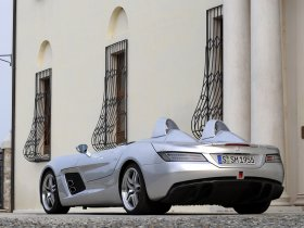 Ver foto 5 de Mercedes SLR Stirling Moss 2009