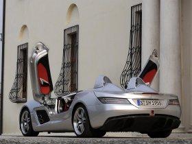 Ver foto 4 de Mercedes SLR Stirling Moss 2009