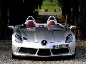 Ver foto 2 de Mercedes SLR Stirling Moss 2009