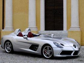 Fotos de Mercedes SLR Stirling Moss 2009
