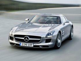 Ver foto 32 de Mercedes SLS AMG Gullwing 2010