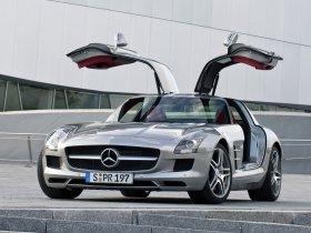 Ver foto 31 de Mercedes SLS AMG Gullwing 2010