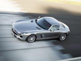 Ver foto 29 de Mercedes SLS AMG Gullwing 2010