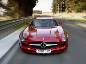 Ver foto 28 de Mercedes SLS AMG Gullwing 2010