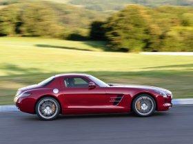 Ver foto 26 de Mercedes SLS AMG Gullwing 2010