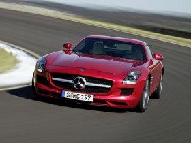 Ver foto 25 de Mercedes SLS AMG Gullwing 2010