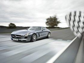 Ver foto 23 de Mercedes SLS AMG Gullwing 2010