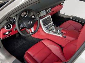 Ver foto 40 de Mercedes SLS AMG Gullwing 2010