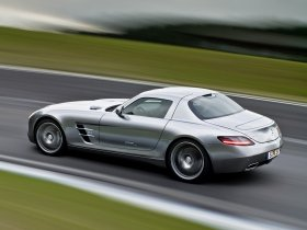 Ver foto 21 de Mercedes SLS AMG Gullwing 2010