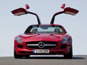 Ver foto 16 de Mercedes SLS AMG Gullwing 2010
