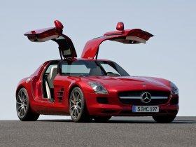 Ver foto 14 de Mercedes SLS AMG Gullwing 2010