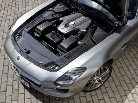 Ver foto 39 de Mercedes SLS AMG Gullwing 2010