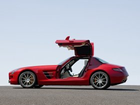 Ver foto 12 de Mercedes SLS AMG Gullwing 2010
