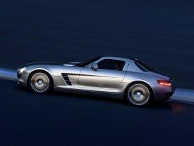 Ver foto 11 de Mercedes SLS AMG Gullwing 2010