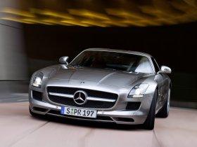 Ver foto 7 de Mercedes SLS AMG Gullwing 2010