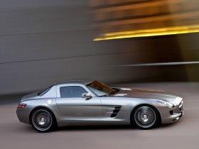 Ver foto 6 de Mercedes SLS AMG Gullwing 2010