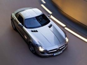 Ver foto 5 de Mercedes SLS AMG Gullwing 2010