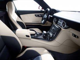 Ver foto 38 de Mercedes SLS AMG Gullwing 2010