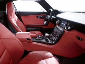 Ver foto 37 de Mercedes SLS AMG Gullwing 2010