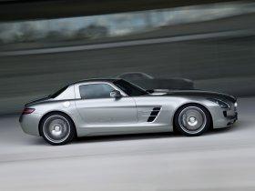 Ver foto 35 de Mercedes SLS AMG Gullwing 2010