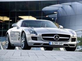 Ver foto 34 de Mercedes SLS AMG Gullwing 2010