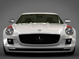 Ver foto 5 de Mercedes SLS Panamericana Body Package GWA 2010