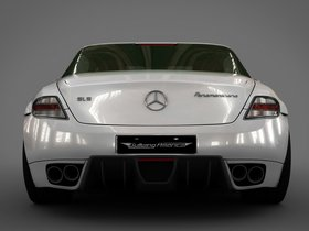 Ver foto 3 de Mercedes SLS Panamericana Body Package GWA 2010