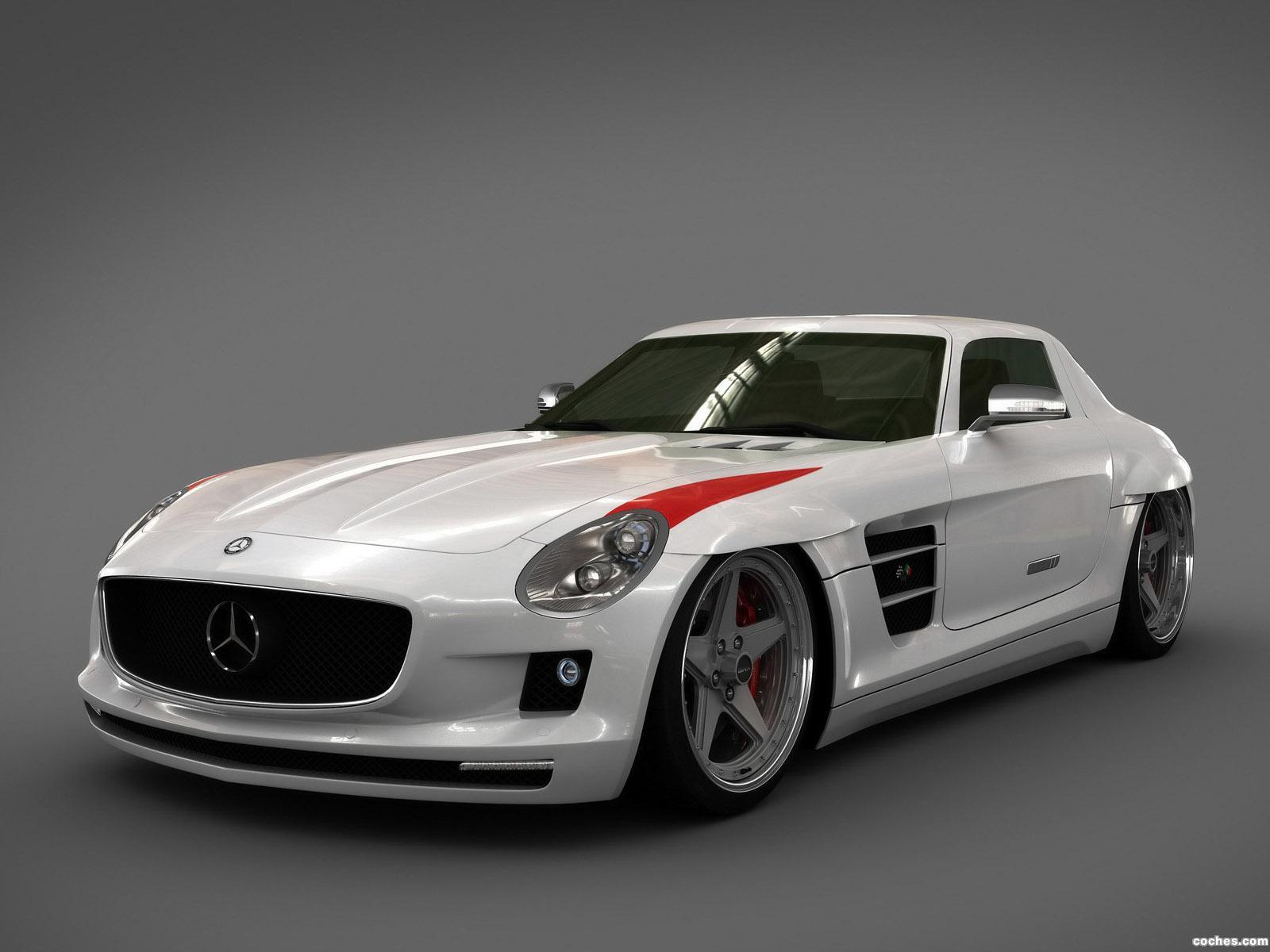 Foto 0 de Mercedes SLS Panamericana Body Package GWA 2010
