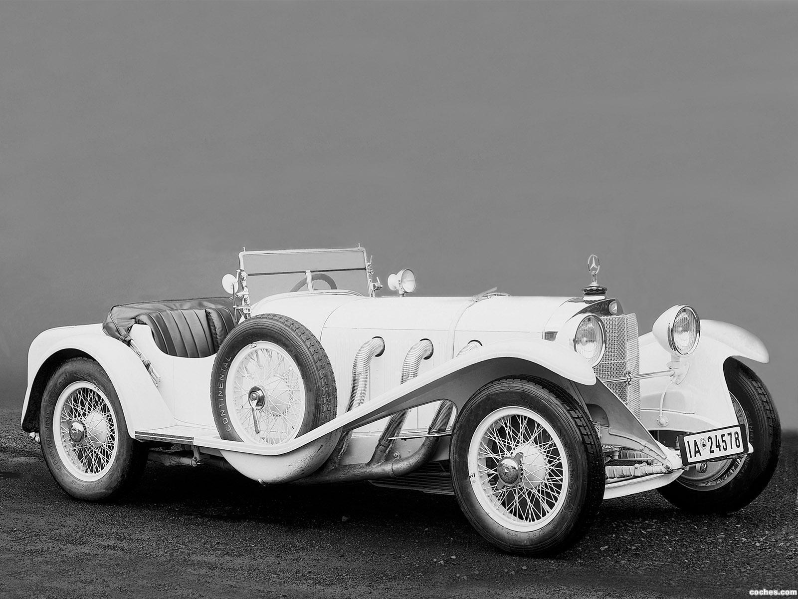 Foto 0 de Mercedes SS 1928