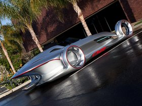 Ver foto 7 de Mercedes Silver Arrow Concept 2011