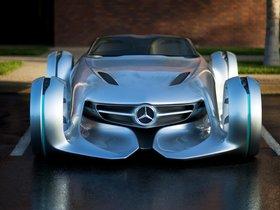 Ver foto 5 de Mercedes Silver Arrow Concept 2011