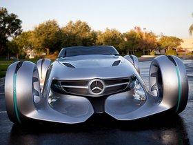 Ver foto 4 de Mercedes Silver Arrow Concept 2011