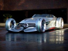 Ver foto 3 de Mercedes Silver Arrow Concept 2011