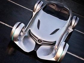 Ver foto 2 de Mercedes Silver Arrow Concept 2011