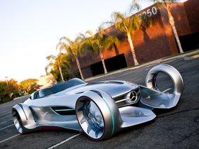 Fotos de Mercedes Silver Arrow Concept 2011