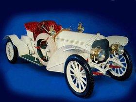 Ver foto 1 de Mercedes Simplex 37-70 PS 1907