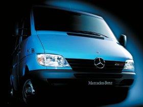 Ver foto 8 de Mercedes Sprinter 2000