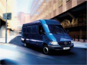 Ver foto 17 de Mercedes Sprinter 2000