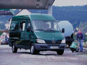 Ver foto 13 de Mercedes Sprinter 2000