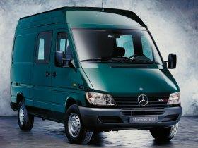Ver foto 11 de Mercedes Sprinter 2000