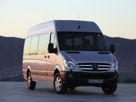 Fotos de Mercedes Sprinter 2006