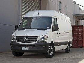 Ver foto 8 de Mercedes Sprinter 316 Bluetec LWB LH2 Australia 2013
