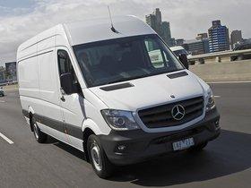 Ver foto 5 de Mercedes Sprinter 316 Bluetec LWB LH2 Australia 2013
