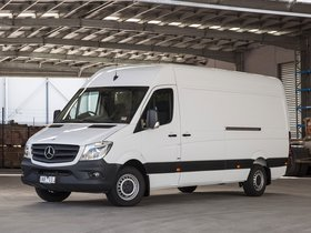 Ver foto 12 de Mercedes Sprinter 316 Bluetec LWB LH2 Australia 2013