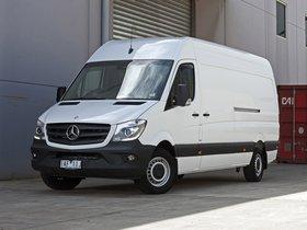 Ver foto 9 de Mercedes Sprinter 316 Bluetec LWB LH2 Australia 2013