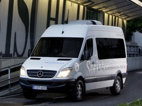 Ver foto 5 de Mercedes Sprinter BlueEfficiency 2009