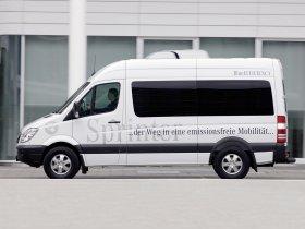 Ver foto 4 de Mercedes Sprinter BlueEfficiency 2009