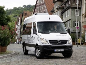 Fotos de Mercedes Sprinter BlueEfficiency 2009