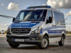 Ver foto 3 de Mercedes Sprinter Polizei W906 2013