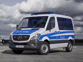 Ver foto 2 de Mercedes Sprinter Polizei W906 2013